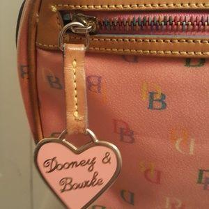 Dooney & Bourke pink backpack